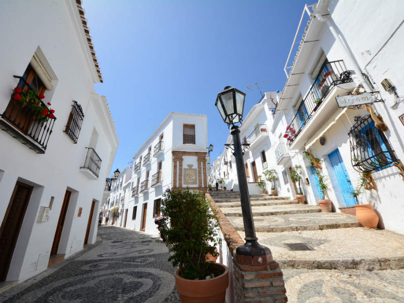 Frigiliana Spain beautiful towns