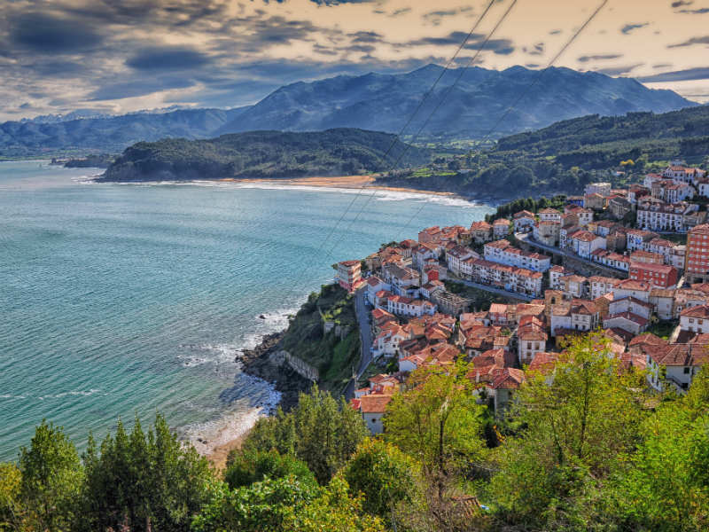 Llastres Spain beautiful towns