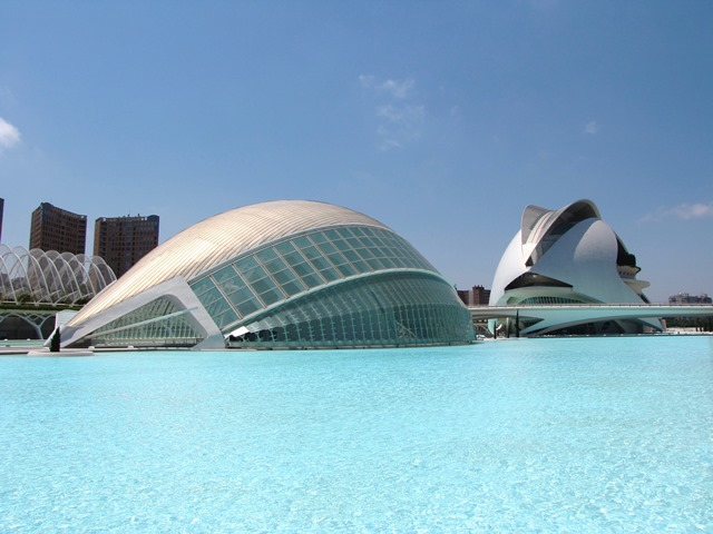 Valencia - City of Arts and Sciences