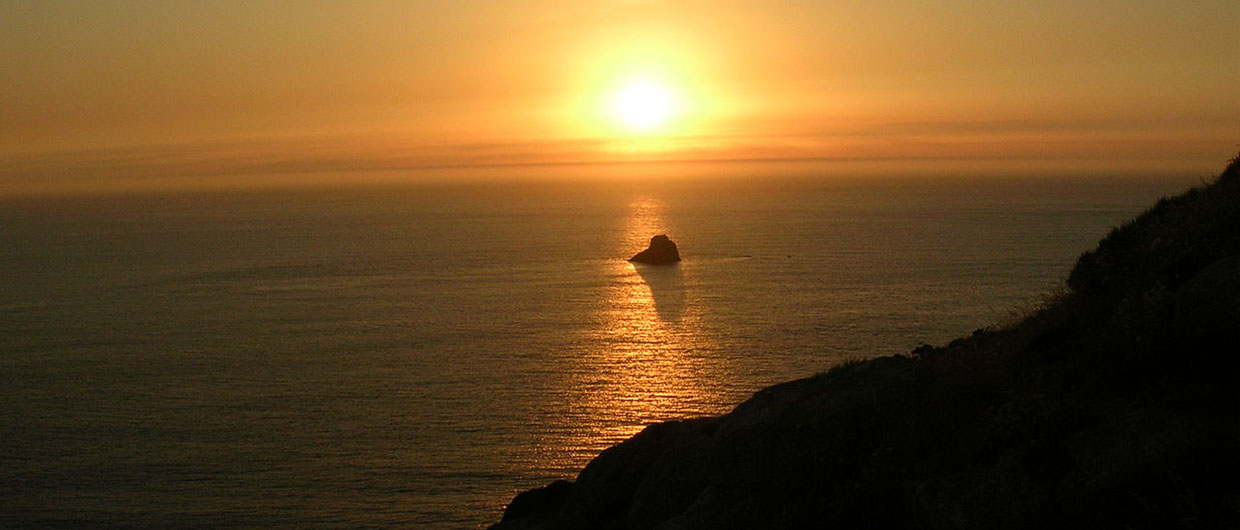 Cape Finisterre Galicia magical places