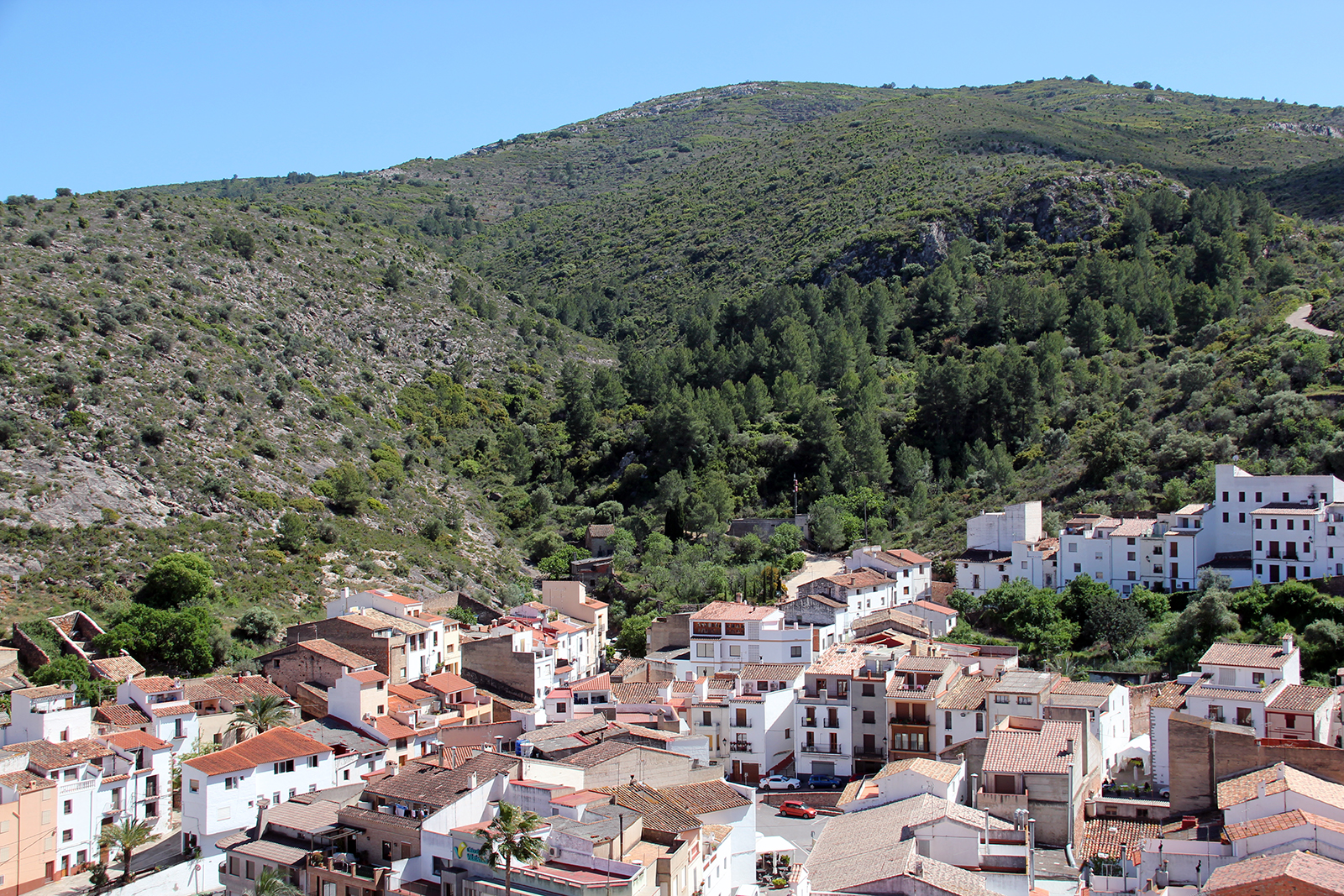 Vilafames one of Spain's most beautiful towns