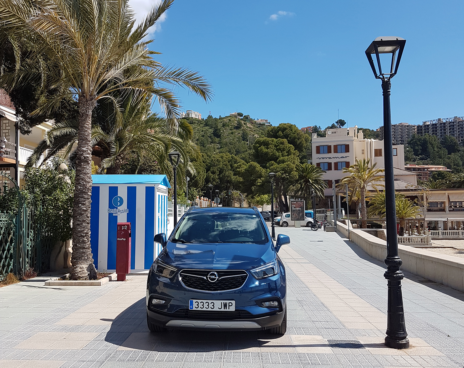 delicious drives benicassim spain voramar promenade